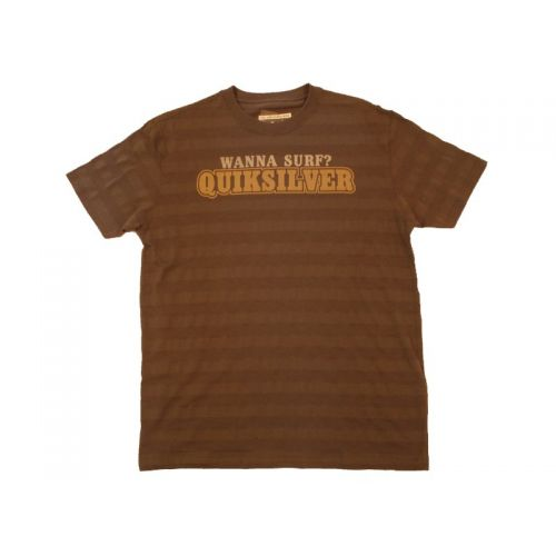 Cool Quiksilver t-shirt. (str. s)