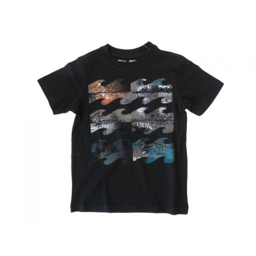 Cool Billabong t-shirt til drenge.