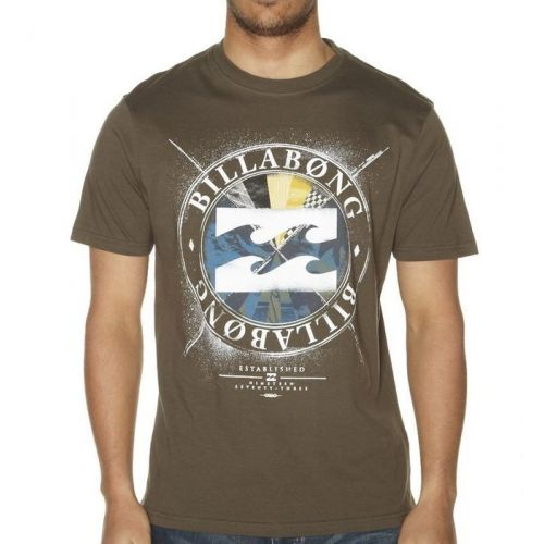 Brun Billabong t-shirt