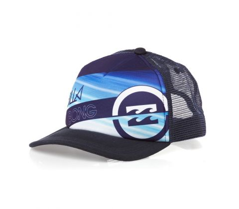 Blå Billabong trucker cap