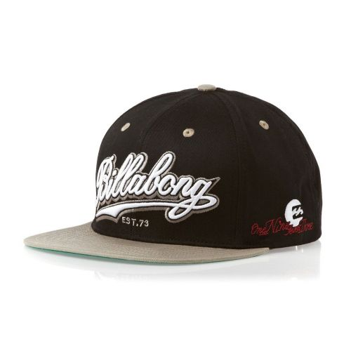 Sort skater cap fra Billabong