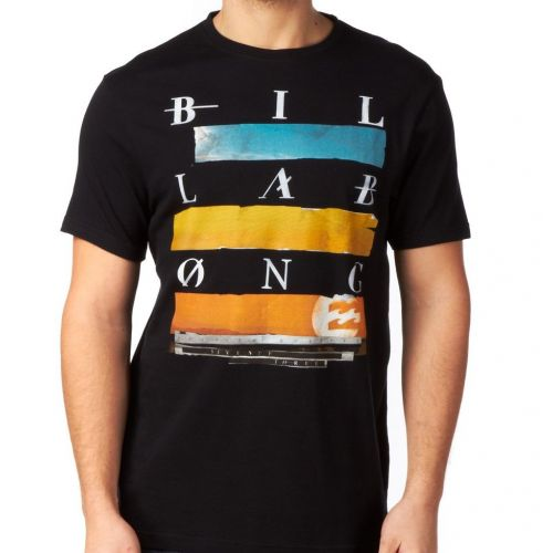 Frisk Billabong t-shirt i sort