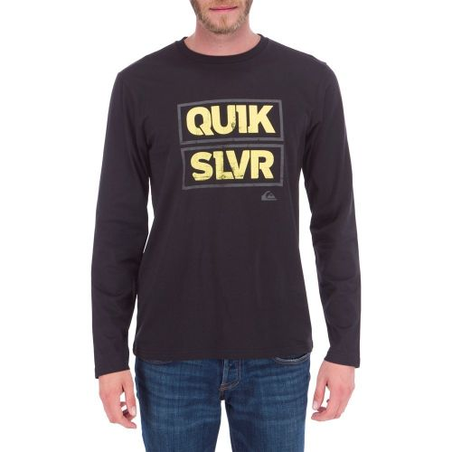 Quiksilver shirt i sort (str. M)  front