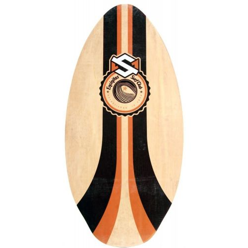 Skimboard 41 encinitas-wood orange