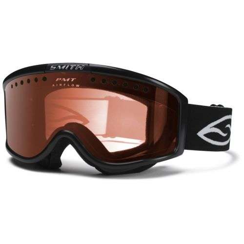 Smith skibrille Monashee air black