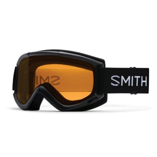 Smith skibrille cascade air black