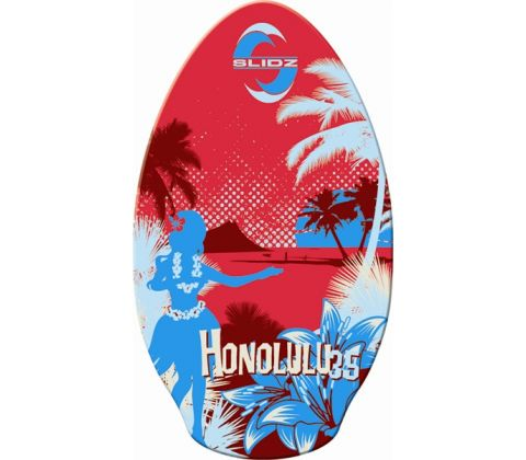 Skimboard 35'' Honolulu wood slidz