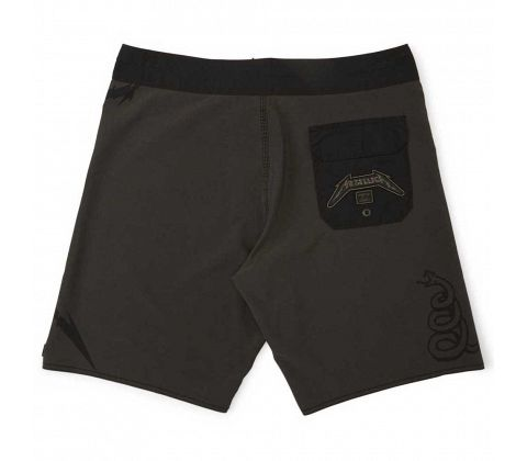 Billabong Metallica boardshorts