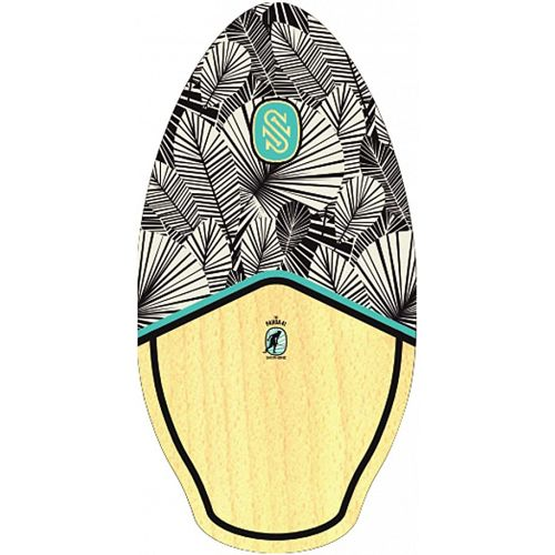 Skimboard 41'' Pahoa wood Slidz